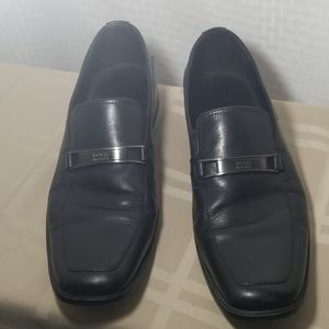 Men's size 8 Hugo Boss loafers